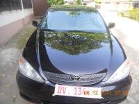 2003 Toyota Camry,Accident Free, Unregistered