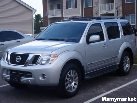 Selling : Nissan Pathfinder SUV 2009 Fairly Used