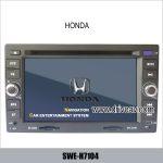 Car DVD GPS for HONDA CIVIC ACCORD CRV ODYSSEY Fit SWE-H7104