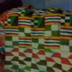 Flourishing Kente Cloth
