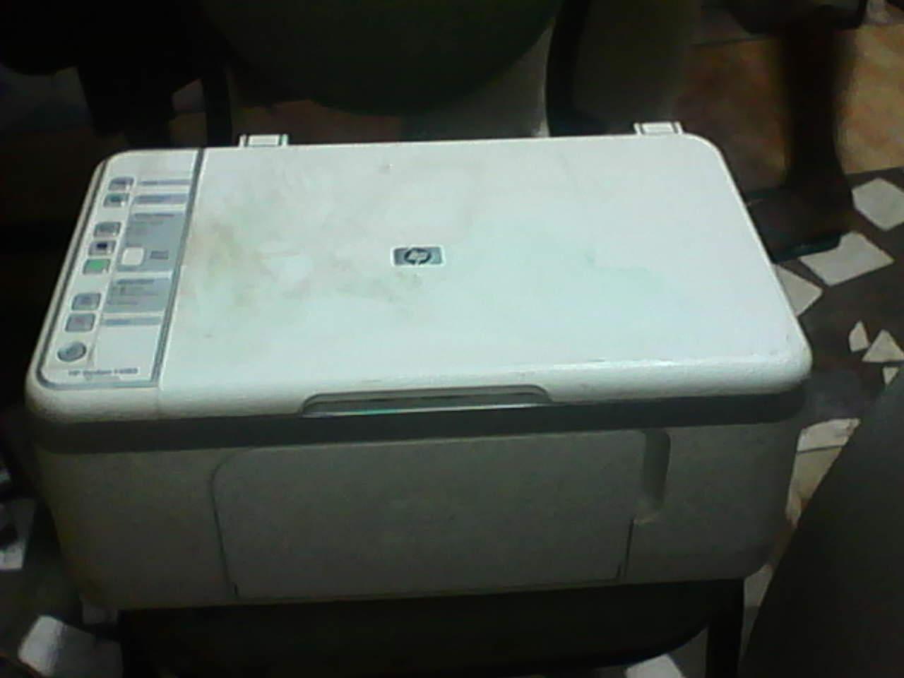 HP Deskjet F Printer Driver Download