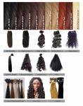 100% Human Hair & Wigs