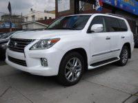 Used Lexus lx570 2013